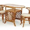 Особенности выбора мебели из ротанга