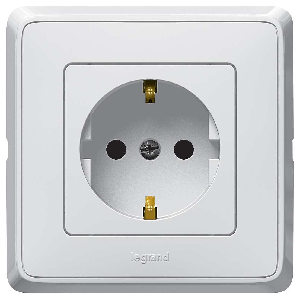 Розетка Schneider Electric TV/FM белый MGU5.451.18ZD