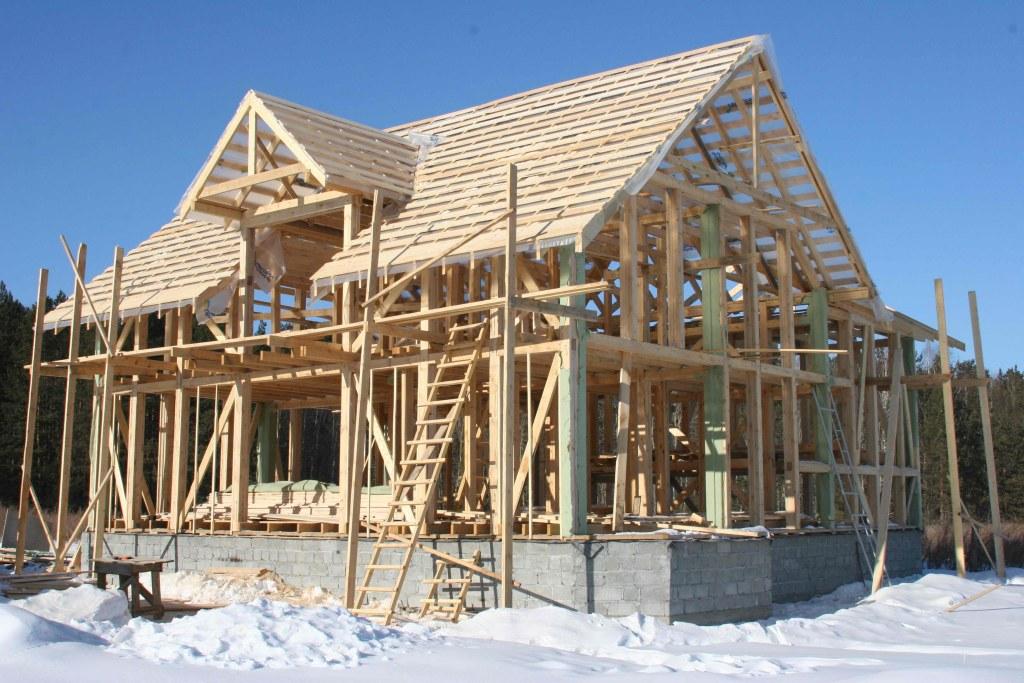 Специфика строительства каркасных домов